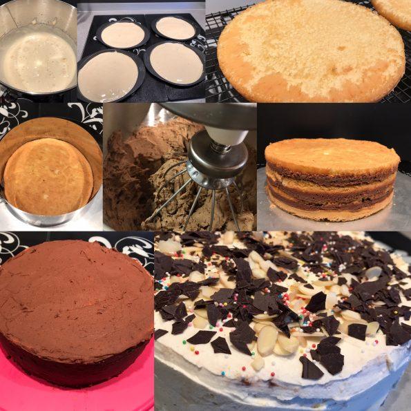 Schokoladentorte 2 - Kathis Rezepte
