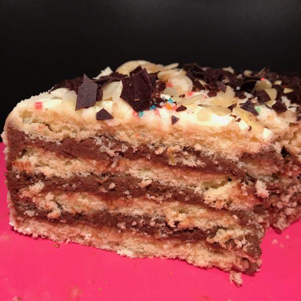 Schokoladentorte 3 - Kathis Rezepte