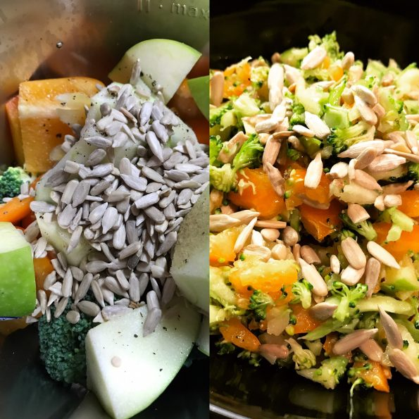 Brokkolisalat 2 - Kathis Rezepte