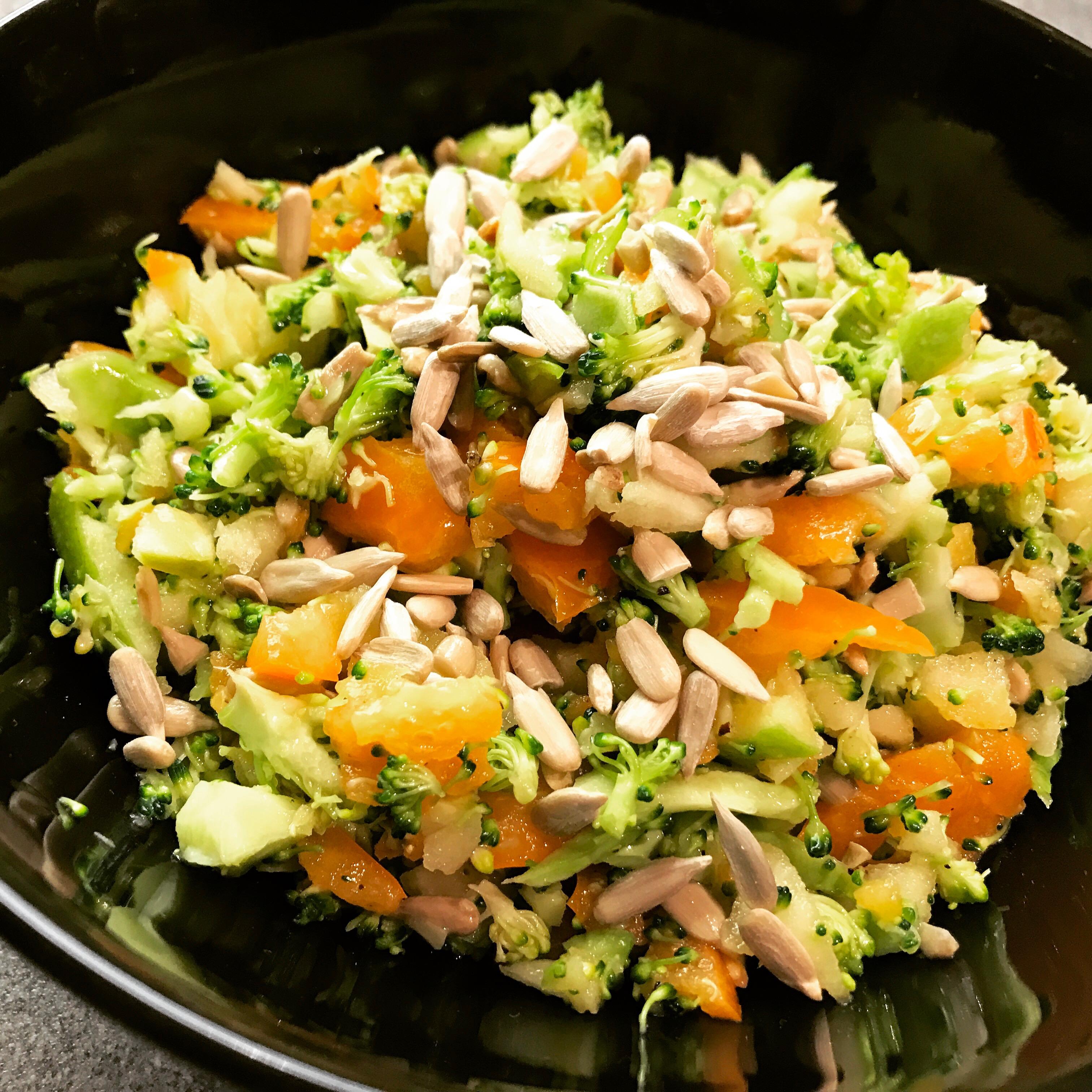Brokkolisalat - Kathis Rezepte