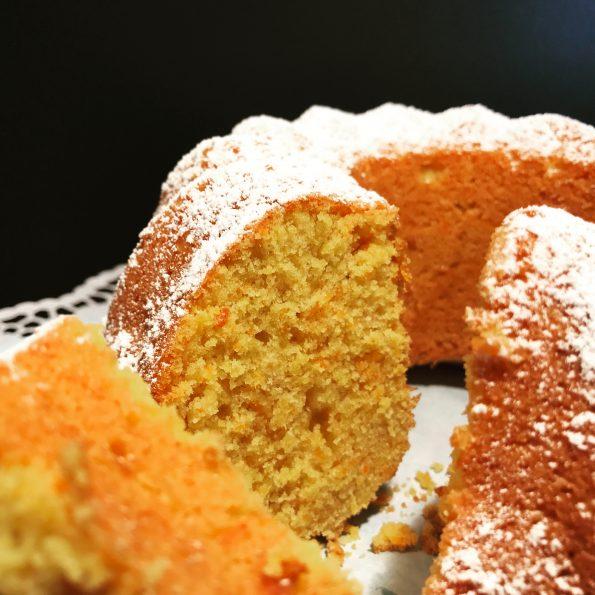 Karotten-Apfel-Gugelhupf - Kathis Rezepte