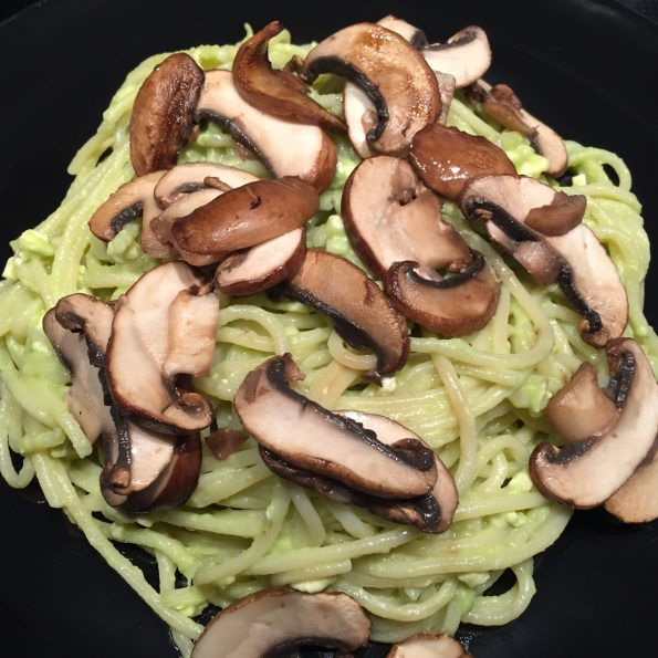pasta-mit-avocadocreme-kathis-rezepte