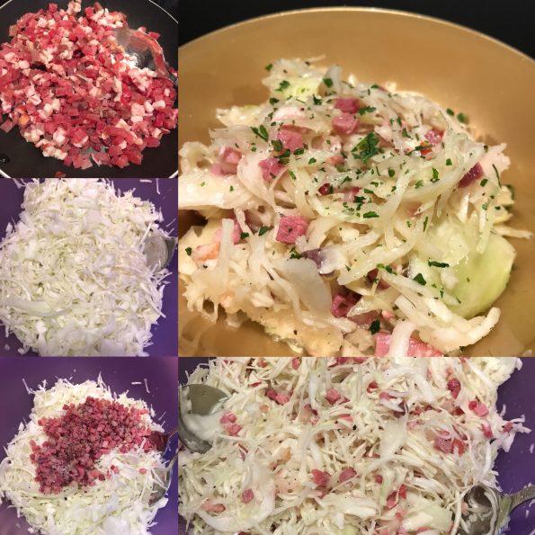 Bayerischer Krautsalat - Kathis Rezepte (1)