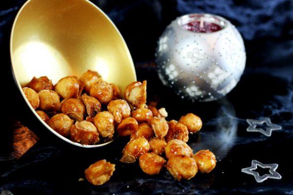 Gebrannte Macadamia Nüsse - Kathis Rezepte
