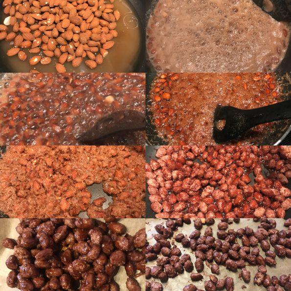Gebrannte Mandeln - Kathis Rezepte (1)