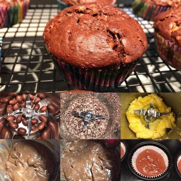 Kinderschokobon Cupcakes - Kathis Rezepte (2)