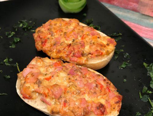 Pizzabrötchen - Kathis Rezepte (1)