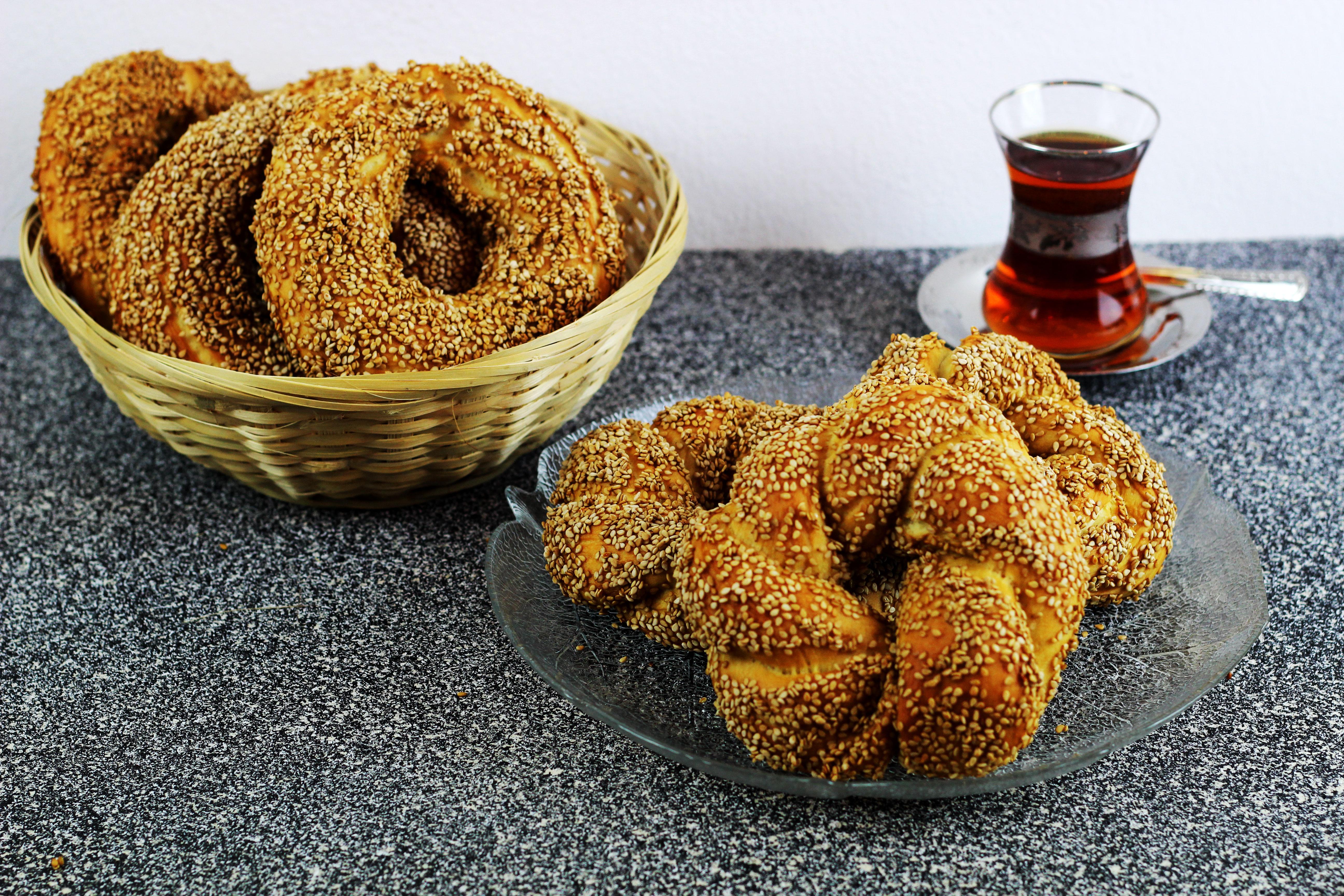 Sesamringe-Simit - Kathis Rezepte (1)