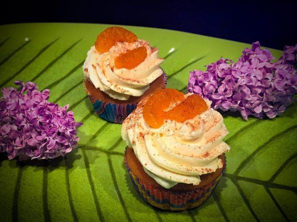 Fanta Cupcakes - Kathis Rezepte