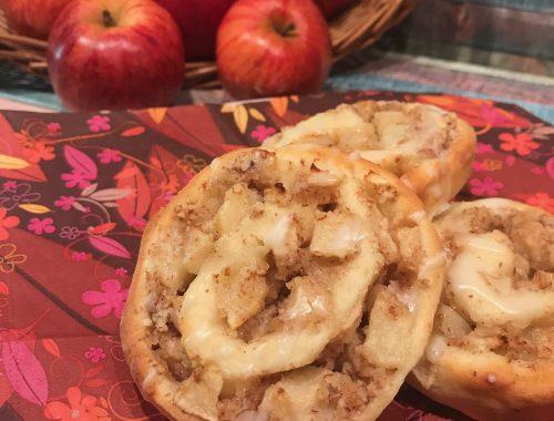 Apfelschnecken - Kathis Rezepte