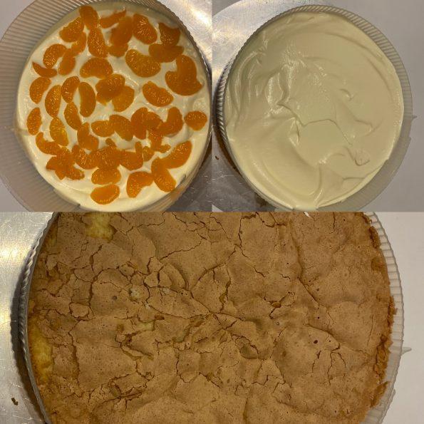 Käse Sahne Torte - Kathis Rezepte (1)