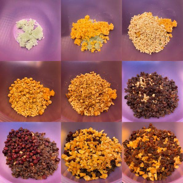 Früchtebrot - Zelten - Kletzenbrot - Kathis Rezepte (3)