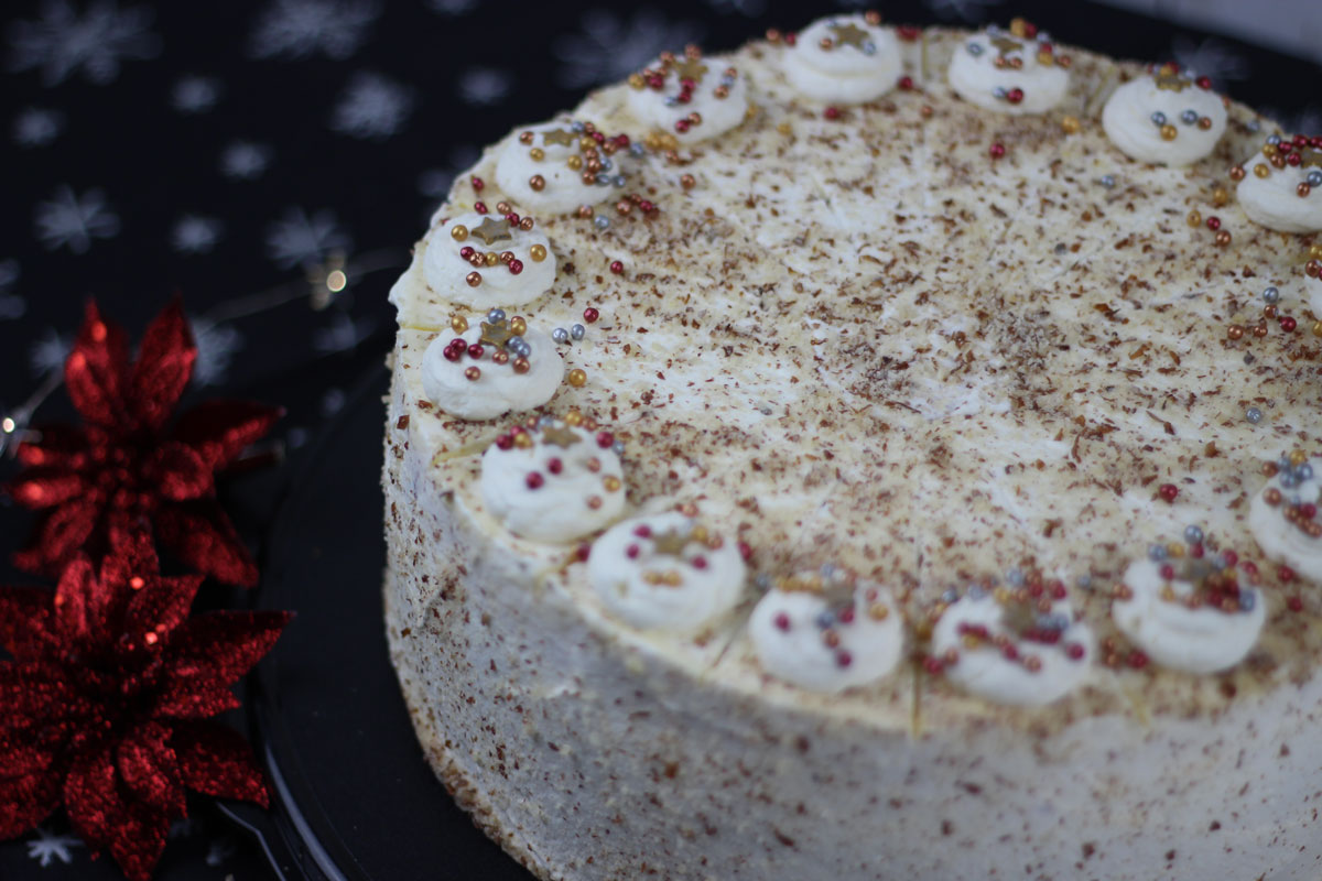 Pfirsich Maracuja Torte - Kathis Rezepte