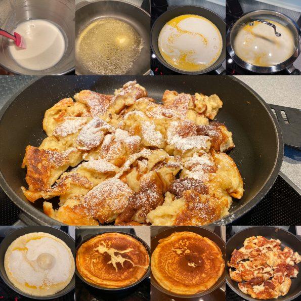 Tassen Kaiserschmarrn - Kathis Rezepte (2)