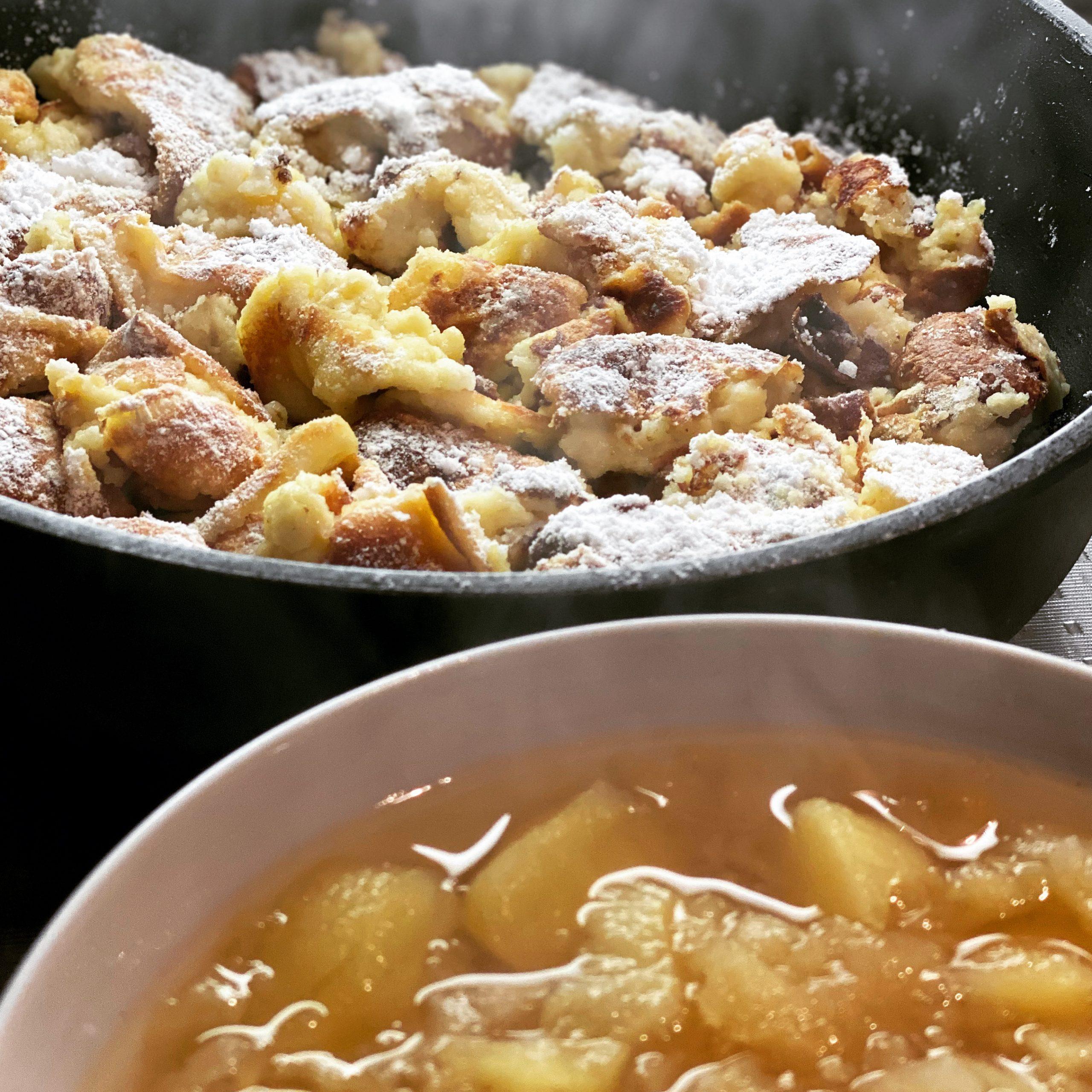 Tassen Kaiserschmarrn - Kathis Rezepte