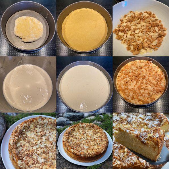 Italienischer Käsekuchen - Kathis Rezepte (1)