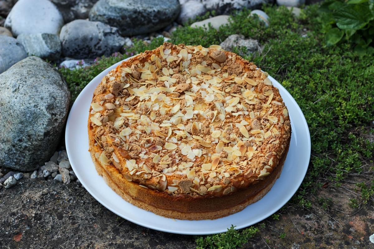 Italienischer Käsekuchen - Kathis Rezepte