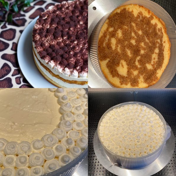 Tiramisu Torte - Kathis Rezepte (1)