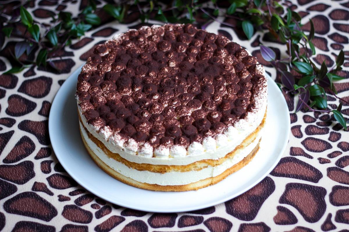 Tiramisu Torte - Kathis Rezepte