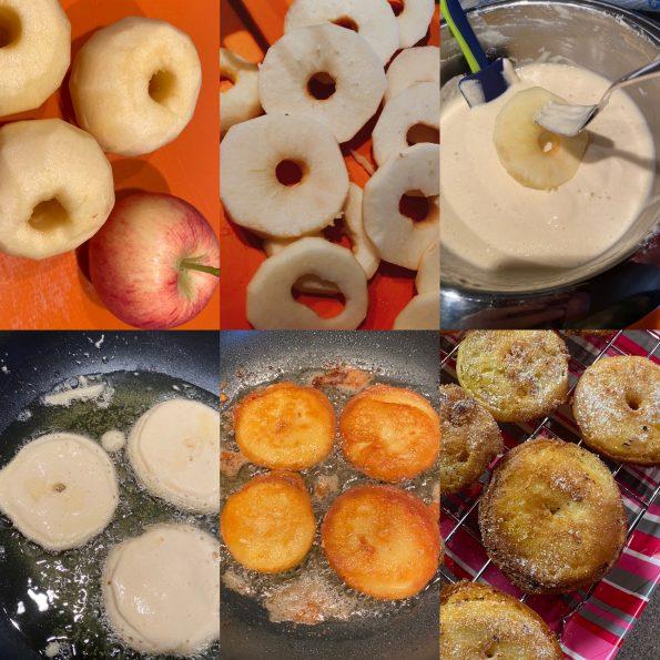 Apfelküchle - Kathis Rezepte (2)
